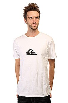 �������� Quiksilver Classe Very Day Tees White
