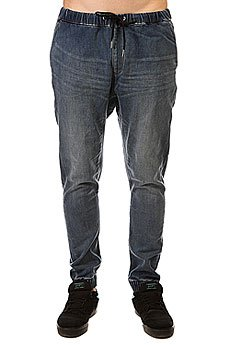 ������ ������ Quiksilver Fonic Denim Fleec Pant Worn Wash