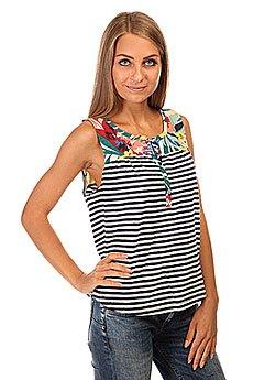 ����� ������� Roxy First J Kttp Teeny Stripe Eclipse