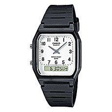 Кварцевые часы Casio Collection Aw-48h-7b Black