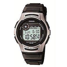 Электронные часы Casio Collection W-213-1a Black/Grey