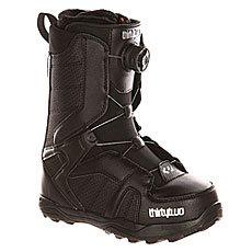 Ботинки для сноуборда женские Thirty Two Z Stw Boa Black