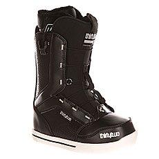 Ботинки для сноуборда женские Thirty Two Z 86 Ft Black