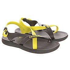 Сандалии детские Havaianas Kids Explorer Grey/Yellow