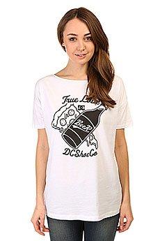 �������� ������� DC Tchonga Loose 2 Tees White