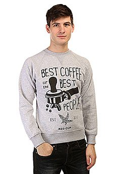 ��������� ������� Anteater Crewneck Coffee Grey
