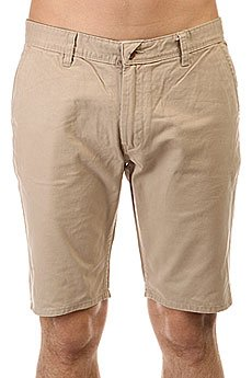 ����� ������������ Quiksilver Every Day Chino Wkst Plaza Taupe