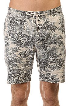 ����� ������������ Quiksilver Essent Printed  Otlr Snow White