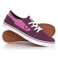 ���� ������ ������� DC Tonik Se J Shoe Purple Wine