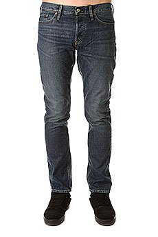 Джинсы прямые DC Washed Straight Pant Medium Stone