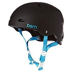Водный шлем женский Bern Water Brighton Matte Black