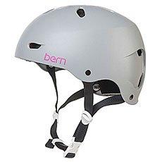 Водный шлем женский Bern Water Brighton Matte Grey