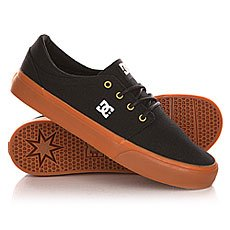 ���� ������ DC Trase Tx Shoe Black/Gold