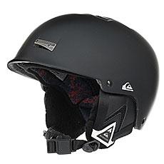 Шлем для сноуборда Quiksilver Skylab Hlmt Black