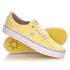 ���� ������ ������� DC Trase Tx J Shoe Yellow