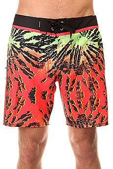 ����� ������� Quiksilver Glitched Bdsh Glitched Fiery Coral