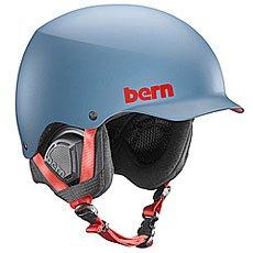 ���� ��� ��������� Bern Snow EPS Baker Matte Steel Blue/Black Liner