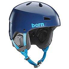 ���� ��� ��������� Bern Snow EPS Macon Satin Navy Blue/Black Liner