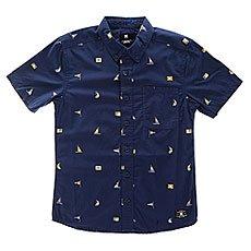 Рубашка детская DC Vacation By Wvtp Team Flag Blue Iris