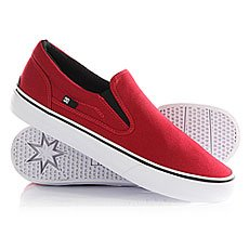 ������� DC Trase Slip-on TX Red