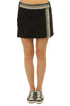 Юбка женская Roxy Skirt Injection Charcoal