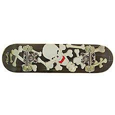 Дека для скейтборда Absurd Made in China 1 Black 32 x 8 (20.3 см)