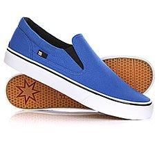Слипоны DC Trase Slip-on TX Blue