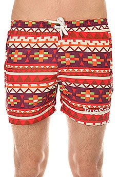 ����� ������������ TrueSpin Scalp Shorts Multi