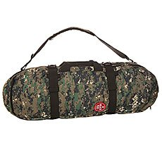 Чехол для скейтборда Skate Bag Tour Camo Pixel