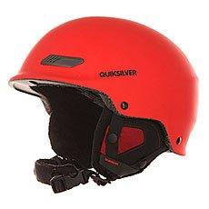 Шлем для сноуборда Quiksilver Wildcat Quik Red