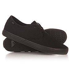 Кеды низкие Quiksilver Shorebreak M Shoe Sbkm Solid Black