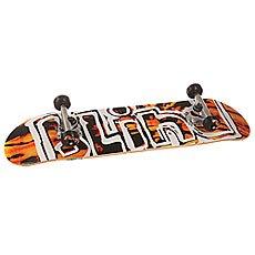 ��������� � ����� Blind S6 Heady Ful Tie Dye Orange/Black 31 x 7.75 (19.7 ��)