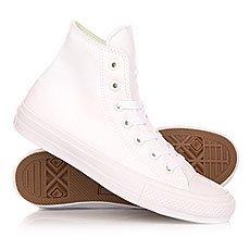 Кеды высокие Converse Chuck Taylor All Star Ii Hi White