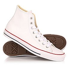 ���� ������� Converse Chuck Taylor All Star Leather White