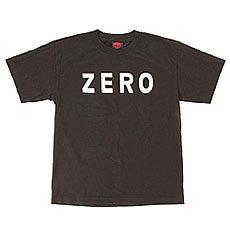 Футболка детская Zero Army Black