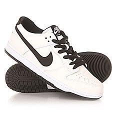 ��������� Nike SB Dunk Low Pro IW White/Black/White