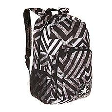 ������ ��������� Converse All In Backpack II Black/White