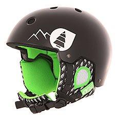 Шлем для сноуборда Picture Organic Kali Symbol Black