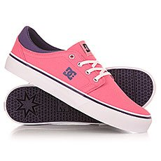 ���� ������ ������� DC Shoes Trase Tx J Pink/Boysenberry