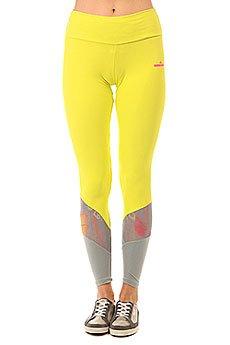 Леггинсы женские CajuBrasil Nz Pozitive Yellow