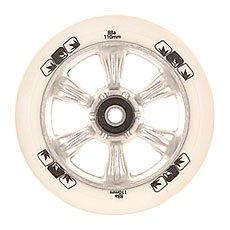 Колесо для самоката Blunt 110 Mm Wheels 88a Silver/White