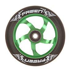 Колесо для самоката Fasen Raven Wheel Green/Black