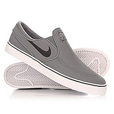 ������� Nike Zoom Stefan Janoski Slip Cnvs Cool Grey/Black/White