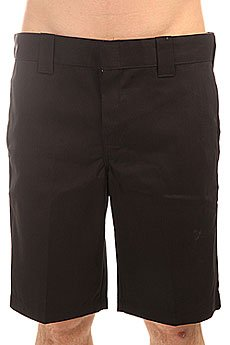 Шорты классические Dickies 11 Inch Slim Straight Work Short Black