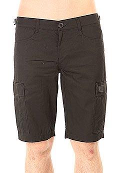 Шорты классические Skills Cargo Shorts Strap Black