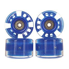 ������ ��� ���������� Sunset Long Board Wheel With Abec9 Blue 78A 65 mm