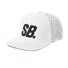 ��������� � ������ Nike SB Black Reflect Pro Trucker White