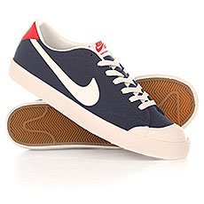 ���� ������ Nike Zoom All Court Ck Midnight Navy/Smmt White