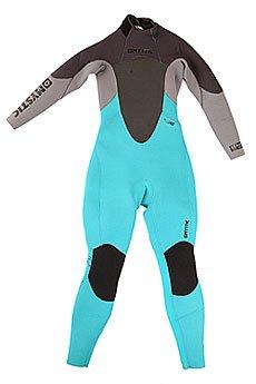 Гидрокостюм (Комбинезон) женский Mystic Star 5/4 D/L Fullsuit Mint