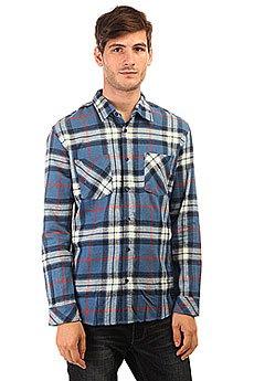 Рубашка в клетку Quiksilver Fithrower Fitzthrower Star Sap